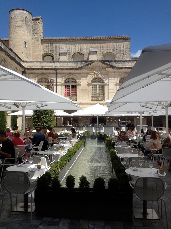 Resto à Avignon